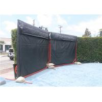 Buy cheap Temporary Noise Barriers 4 layer waterproof, Fireproof, Weather Resistant Noise from wholesalers