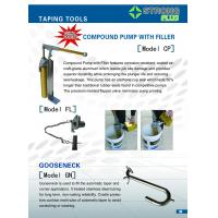 China Compound Pump with Filler Drywall Taping Finishing Tools wholesale