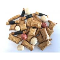 China Roasted Peanut Healthy Snack Mix , Crispy Sweet And Salty Snack Mix For Kids wholesale
