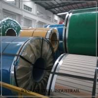 China EN 10088-2 1.4509 Cold Rolled Stainless Steel Sheet ,  0.6 - 5.0mm Thickness SS Strip wholesale