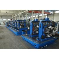 China Hot Rolled Steel Strips Pipe Mill , Steel Pipe Making Machine wholesale