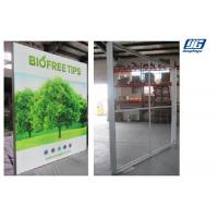 China Free Standing Hanging Picture Frames High Lighting AC100V~240V With Fabric Face wholesale