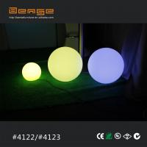 Waterproof LED lighting ball