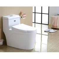 Buy cheap Direct Factory Siamese-style Ceramic Water Save Toilet White Color from wholesalers