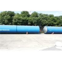 China Custom Flyash Brick Wood AAC Autoclave Pressure Vessel / AAC Block Plant wholesale