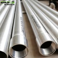 China Hot sell OASIS stainless steel ASTM A358 pipe casing and tubing on sale