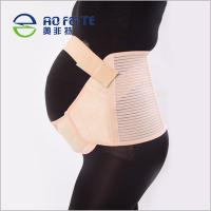 China High elestic Women pregnancy maternity lumbar lower back fish line support belts/girdles wholesale