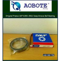 China Long Life Deep Groove Ball Bearing Sweden SKF 61811-2RS1 wholesale