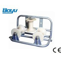 China String Cable Block Tensioner Nylon Bundled Conductor At Tower Pulley Roller on sale