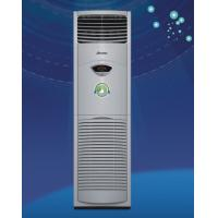 China Waterproof Cabinet Commercial Warm Air Conditioner For Heating 6 - 18kW wholesale