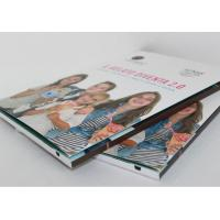 """China 5"""" Advertising Video In Print Brochure with USB cables , Rechargeable buttons wholesale"""