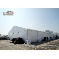 China 30x60 Large Capacity Wedding Second Hand Marquee Tent With Air Conditioning wholesale