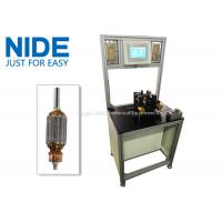 China high efficiency customized motor Dynamic Armature Balancing Machine wholesale