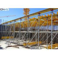 China Timber Beam Slab Shuttering System , House Slab Formwork For Construciton wholesale