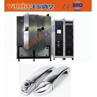 Quality Auto Interior Door Handle Chrome Plating Machine, PVD Cr Sputtering Coating Equipment for sale