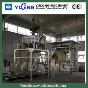 China 2000-5000 tons per year NPK compound fertilizer production line wholesale