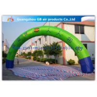 Wholesale Semicircle Inflatable Arch / Inflatable Air Arch / Inflatable Promotion Arch from china suppliers