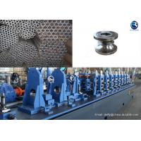 Cr12 / D2 Material Tube Mill Roller Making Construction Tube Pipe Mill Tool