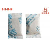 China High Absorbent Rate Mineral Desiccant For Steel / Food Industry wholesale