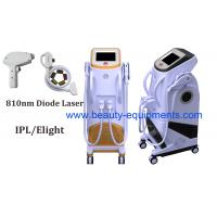 Permanent Diode Laser Hair Removal Equipment , Bipolar Radio Frequency