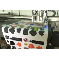 China Inkjet printing post production cutting machine automatic conveyor on sale