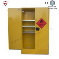 China Flammable Storage CabinerWith Dual Vents For Dangerous Goods , 250L wholesale