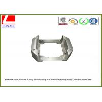China Customised CNC Aluminium Machining , High precision CNC milling aluminum frames on sale