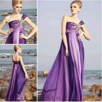 China crepe red carpet gowns,  beading crepe red carpet gowns wholesale