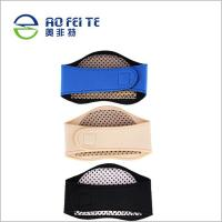 China Health Medical Magnetic Tourmaline Self Heating Neck Guard Braces/Support for neck pain wholesale