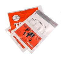 China 100% New Material Poly Mailer Courier Bag Post Office Application With Pocket wholesale