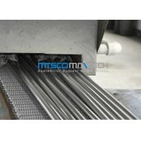 China 18SWG TP317L Precision Stainless Steel Tubing , ASTM A269 Cold Rolled Stainless Steel Sanitary Tubing wholesale