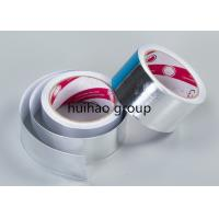 China Self Adhesive Aluminum Foil Tape , Aluminum Foil Duct Tape For Insulation Material wholesale