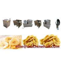 China Industrial Banana Chips Making Machine Processing Equipment With Factory Price on sale