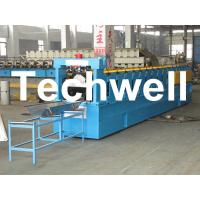 China K-Span Arch Roof Roll Forming Machine For 0.8 - 1.5mm Thickness Large Span Roof Panel wholesale