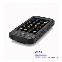 China A9 Android  Audio Tour Guide Equipment , Audio Tour Devices For Qrcode Digital Guide wholesale