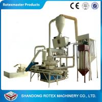 China Rotexmater Complete Wood Pellet Production Line For Making Fire Wood Pellet wholesale