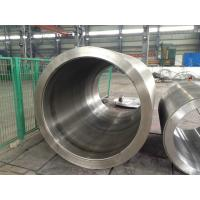 China HydraulicPress 4340 Open Die Forging Cylinder For Petroleum / Petrochemical Industrial wholesale