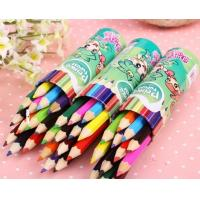 China Zelynn Stationery Mixing Paint Colors Color Wholesale Plastic Pencil on sale