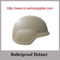 Quality Wholesale cheap bulletproof helmet for sale