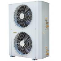 Outdoor / Indoor Industrial R22 3.5 Ton Split Heat Pump Condensing Unit