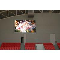 Quality SMD5050 LED P10 Display Full Color , 1R1G1B Sport Led Display 160mm × 160 mm for sale