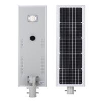 Quality Solar Street Outdoor Lights 30W 3000LM Waterproof Solar Powered Motion Sensor for sale