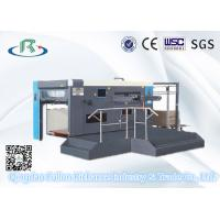 China Hot Sale Automatic Platen Low Price  Paperboard Die Cutting Machine wholesale