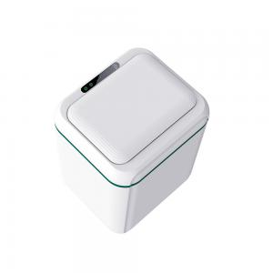 China Home Hotel Electronic Sensor Intelligent Trash Bin ABS+PP Material wholesale