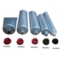 China Toiletry / Chemical / Food Packaging ABL Tubes , Hot Stamping Flexible Aluminium Tube wholesale