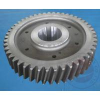 China DIN GB Internal / External Gear Forging Stainless Steel For Ring Rolling Machine wholesale