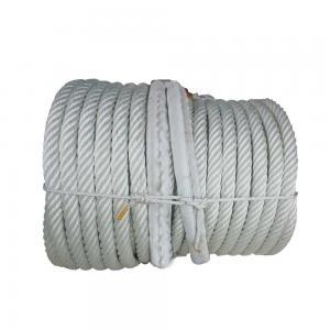 China Harbor Tying Towing Atlas Mooring Rope 68mm X 220 Meters Anti Static wholesale