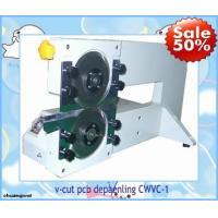 China Manual Pcb cutting Machine CWVC-1, High Precision V-Cut Pcb Separator To Cut Pcb Board wholesale
