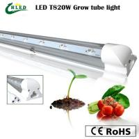 20W Led Grow Tube ,1.2m length , T8 led grow light for hydroponics culture plant R660:b460