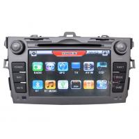 China 7 inch Double Din Car DVD for NEW COROLLA (7892) on sale